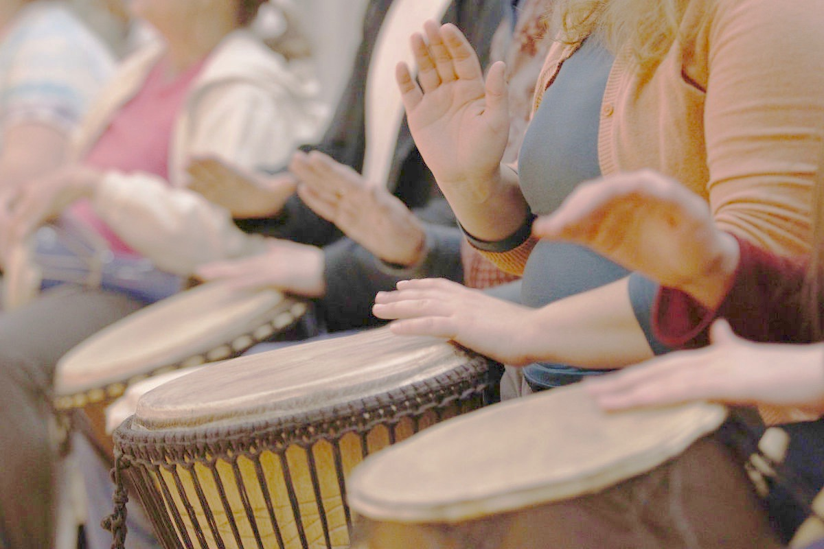 MY FIVE REASONS WHY NOW IS THE TIME TO START DRUMMING! - I'm a percussionist so of course I'm biased, but there is a rapidly expanding body of research that tells us that drumming is really, really good for both the body and the mind and powerful tool for zapping stress and inducing a sense of wellbeing.