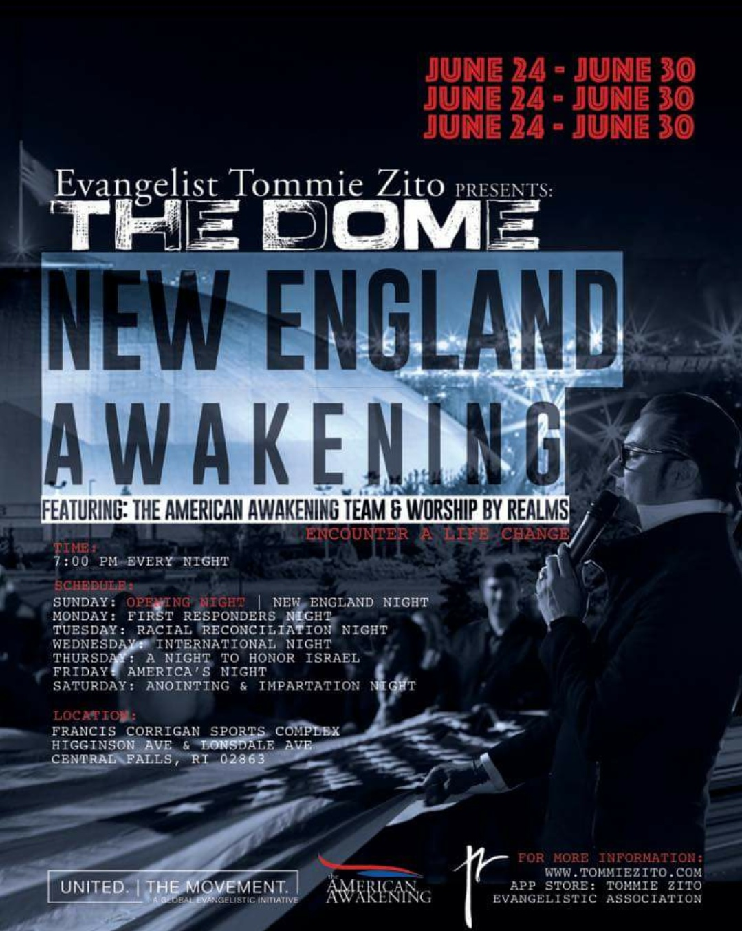 tommie-zito-evangdlism-event-new-england