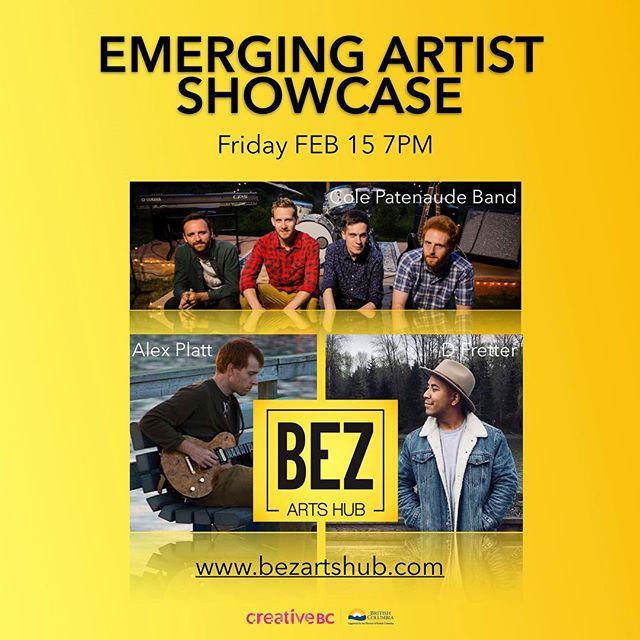Next week at Bez. 🙂