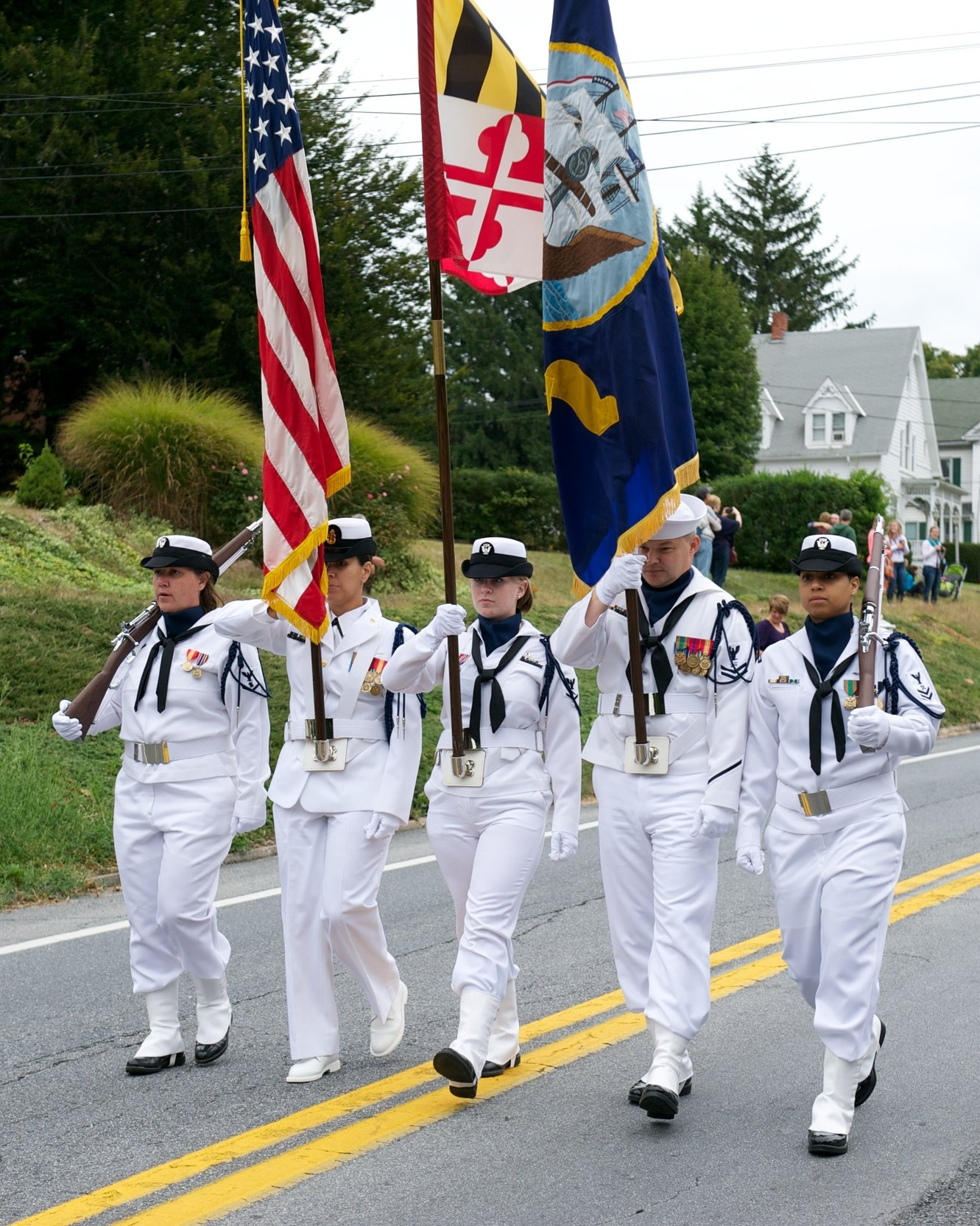 Heritage Parade - Time: Begins at 10:00 AM – Location: Green StreetThe Middletown Heritage Festival Parade kicks off the Festival with the Frederick County Honor Guard leading the parade down Green Street to Elm Street. With its dance groups, floats, marching bands and a variety of community organizations, the parade is always a highlight of the day.