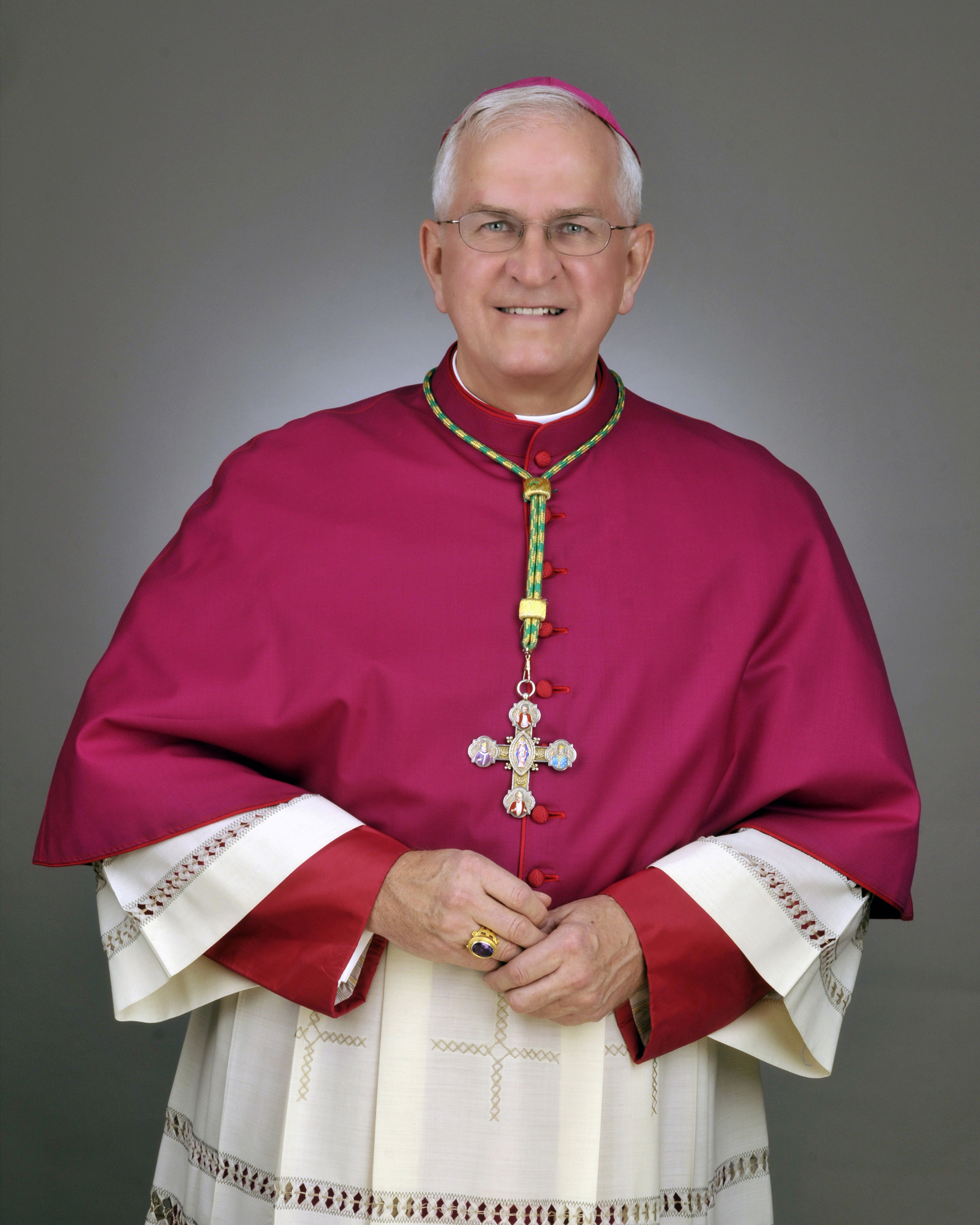 Archbishop Joseph Edward Kurtz of Louisville  Chairman