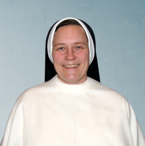 Sister John Mary Fleming, St. Cecilia Congregation  Secretary