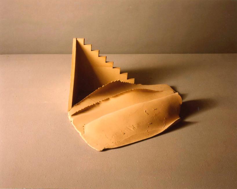 #1, 24' x 21' x 9', Clay, 1980