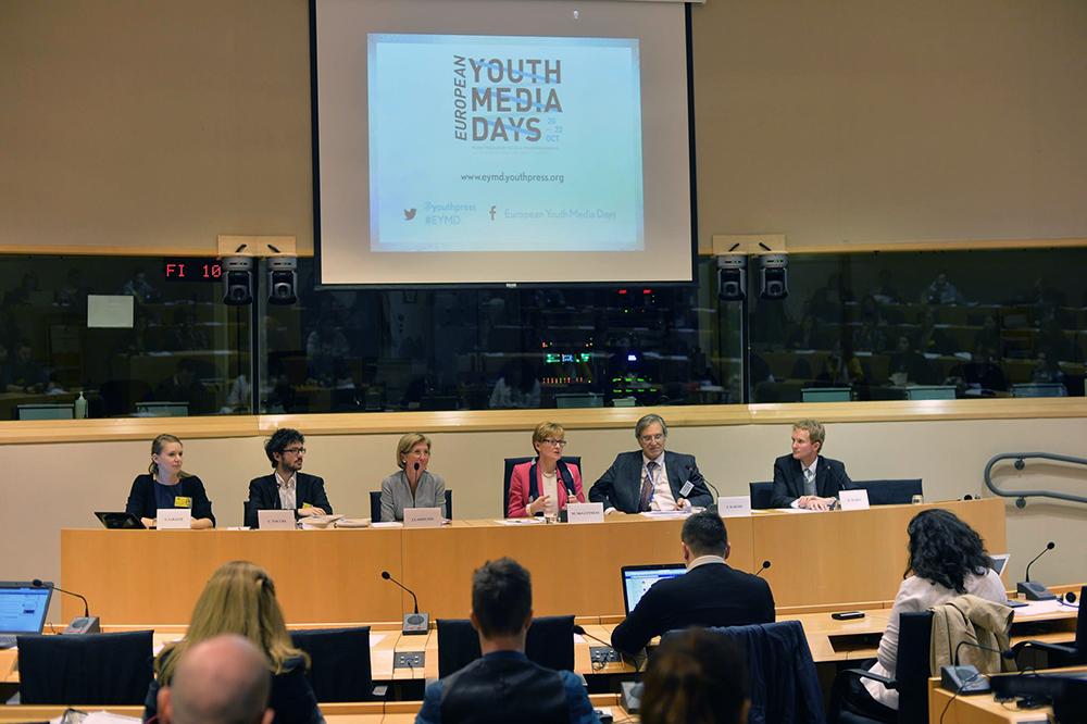 European Youth Media Days