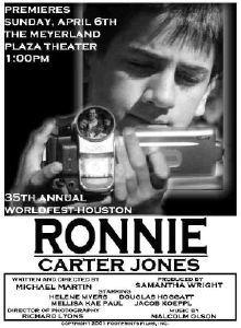Ronnie Carter Jones