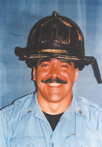 Lt. Dennis Mojica of FDNY Rescue 1