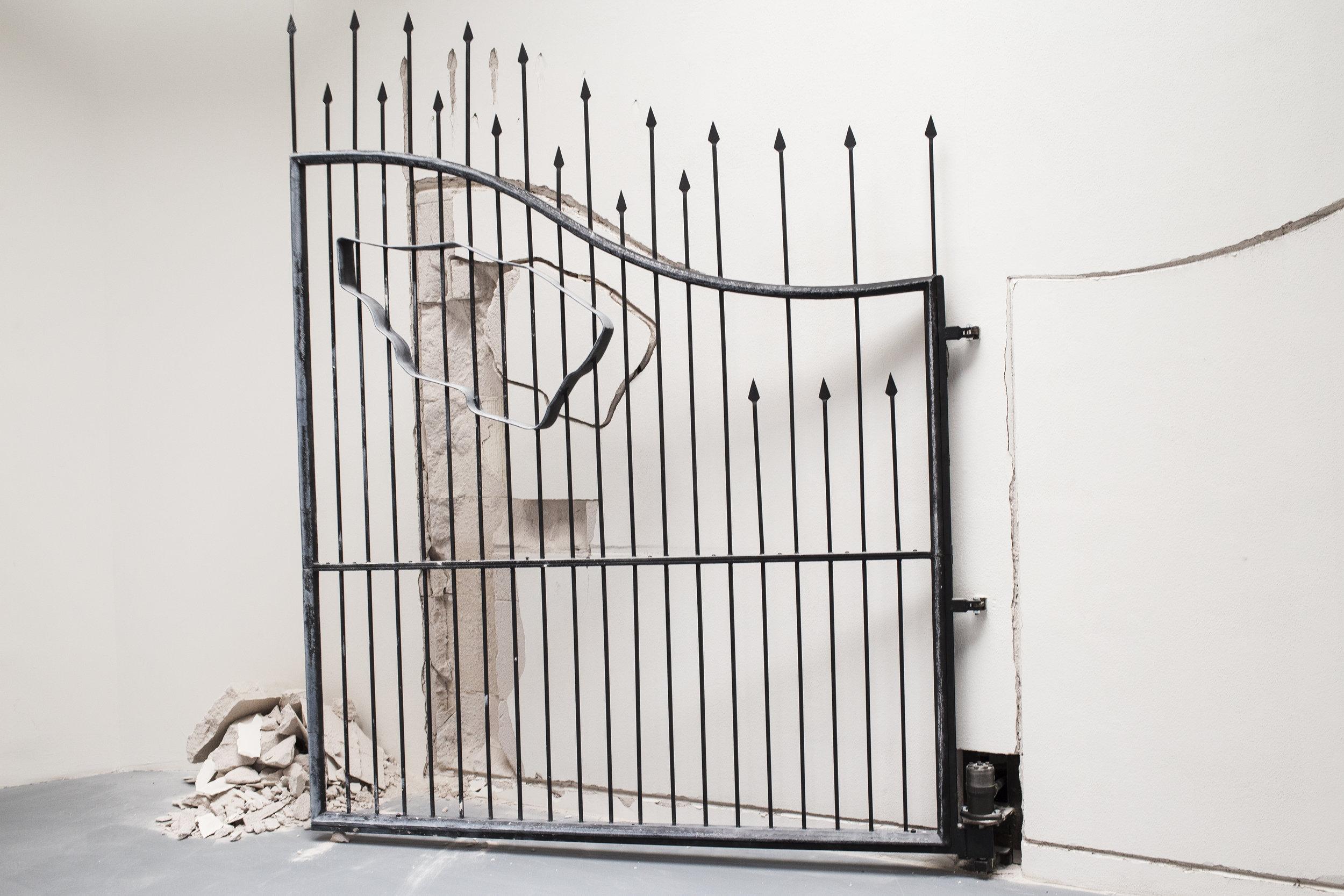 Untitled  (2009) by Shilpa Gupta. Photo by Francesco Galli. Courtesy the artist, La Biennale di Venezia.