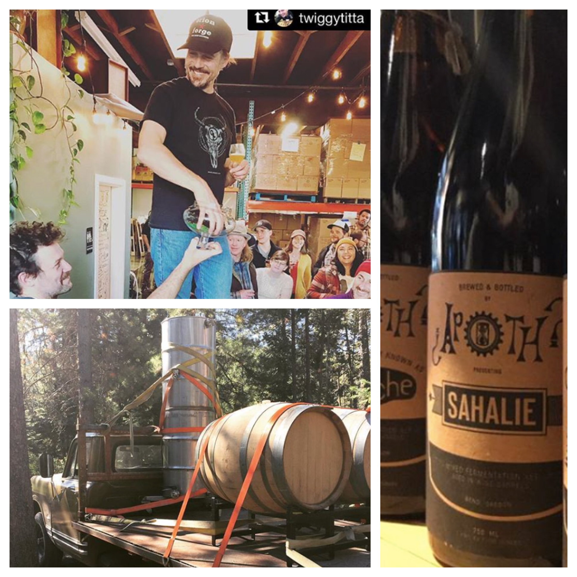 All photos:  The Ale Apothecary on Instagram (@thealeapothecary)