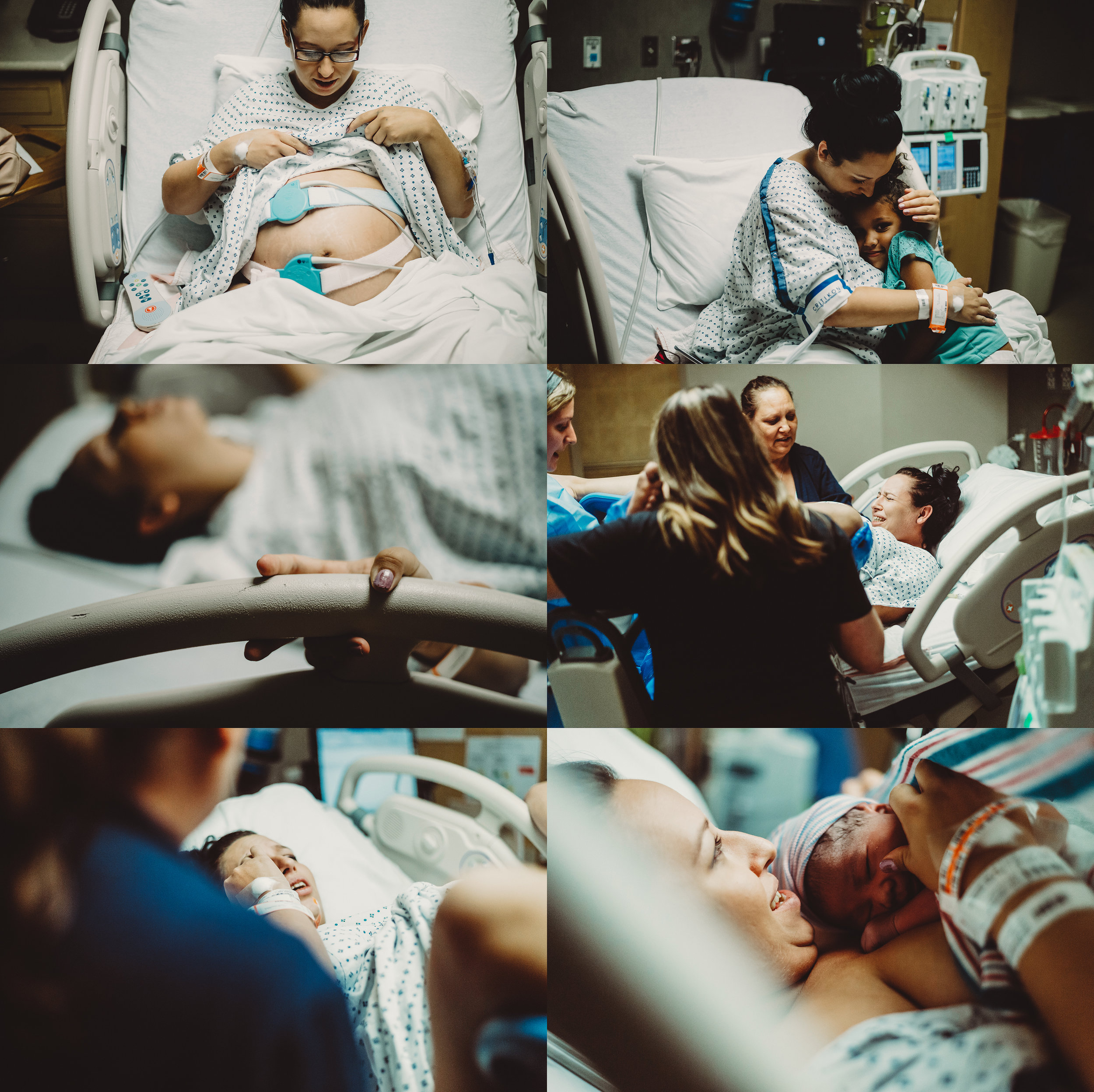 Birth story coverage -