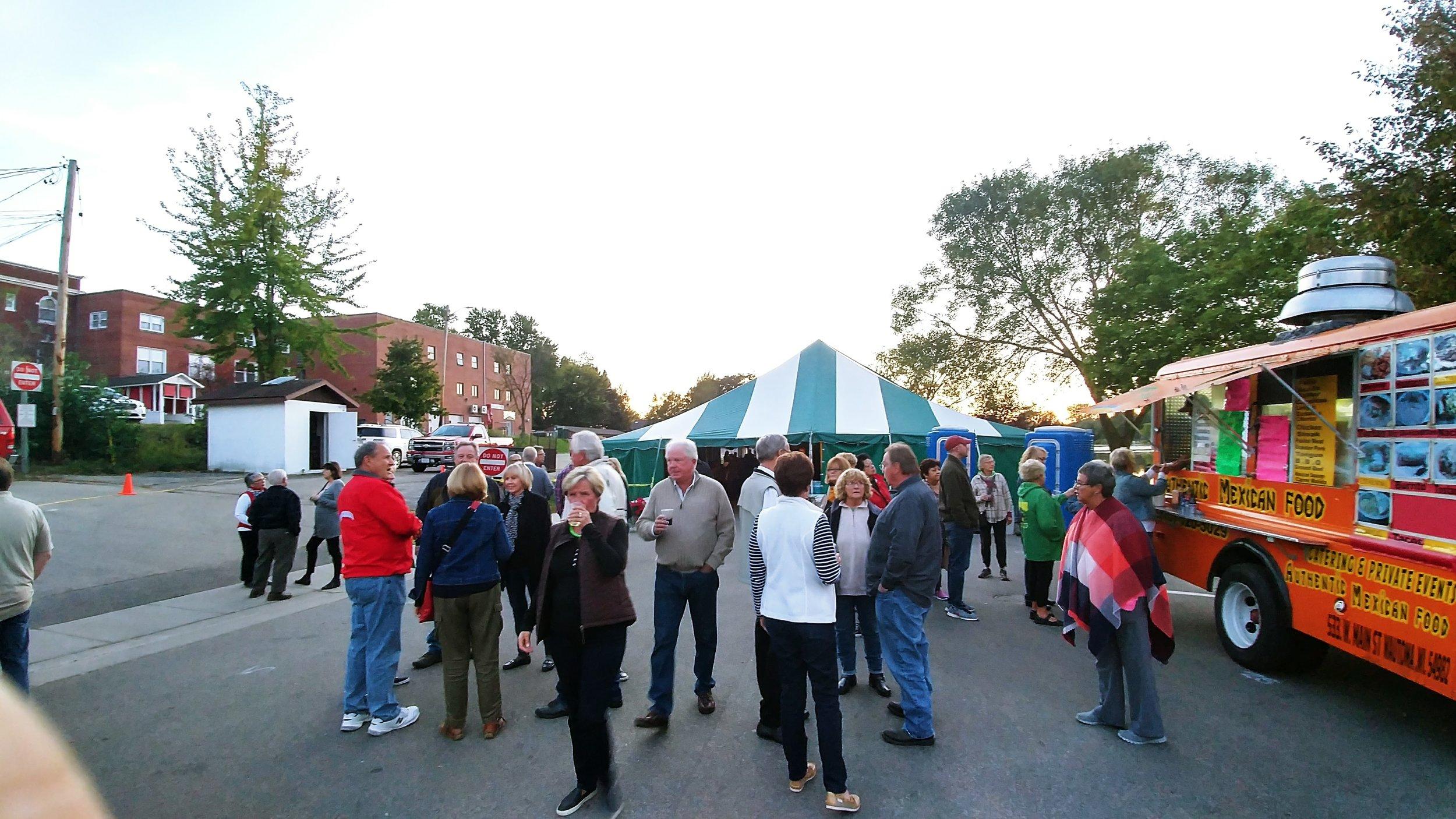 Food Vendors -