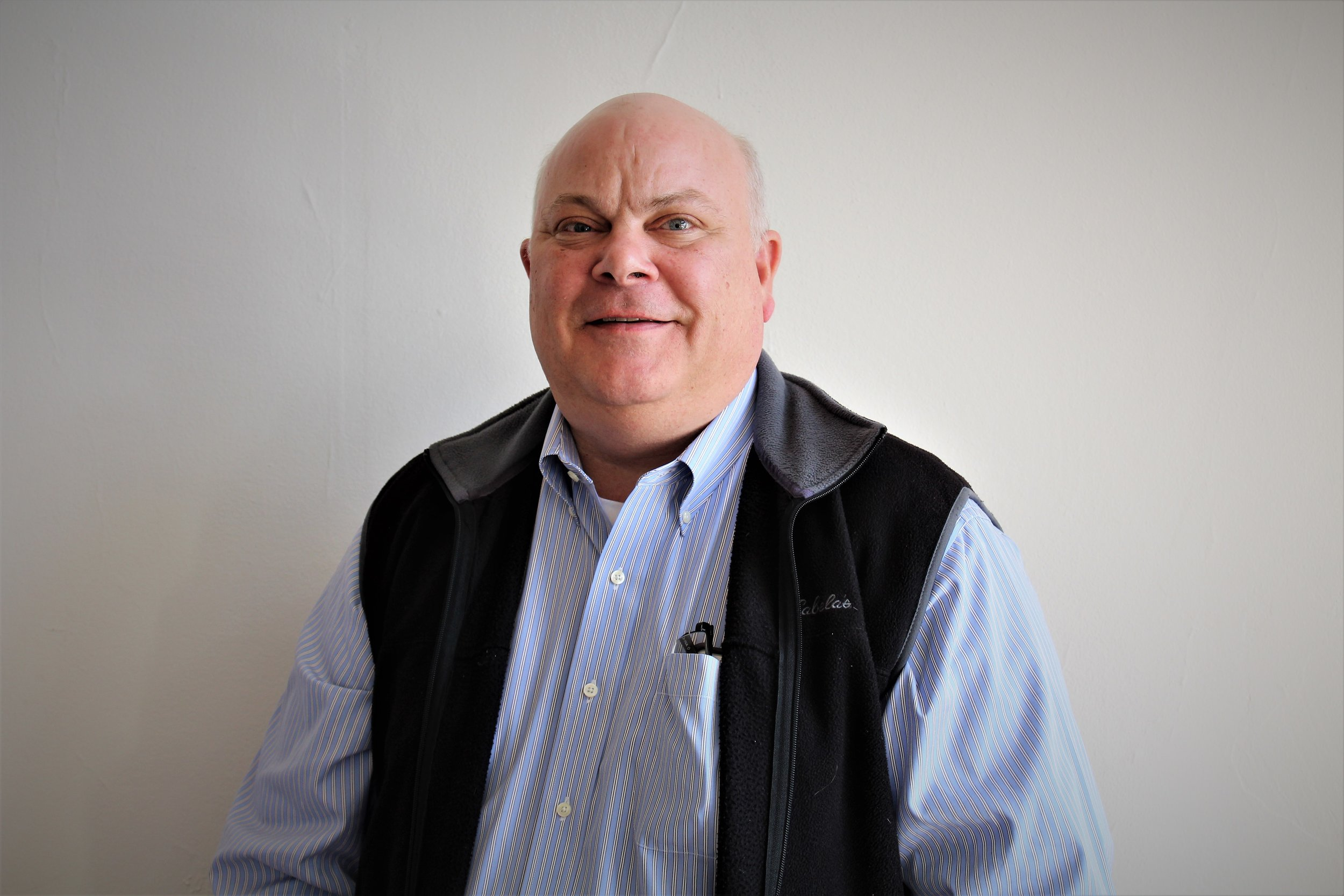 Larry Gundrum has served on Green Lake Renewal's board of directors for the past two years.