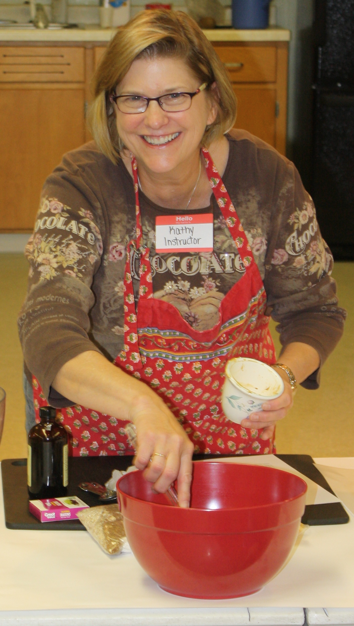Kathy McCarthy to host culinary class on Summer Salads at Town Square..JPG