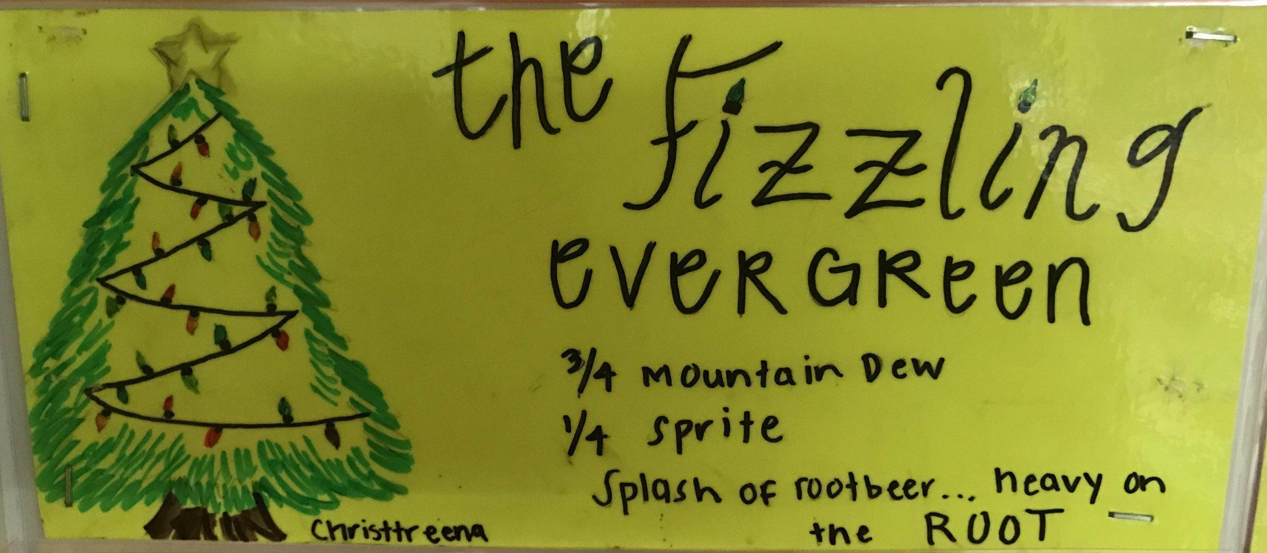 The Fizzling Evergreen.JPG