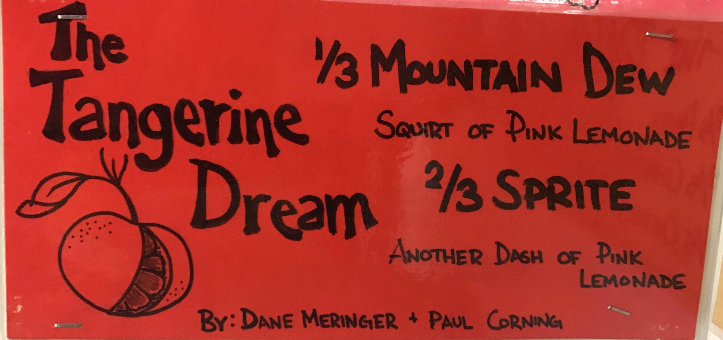 The Tangerine Dream.JPG