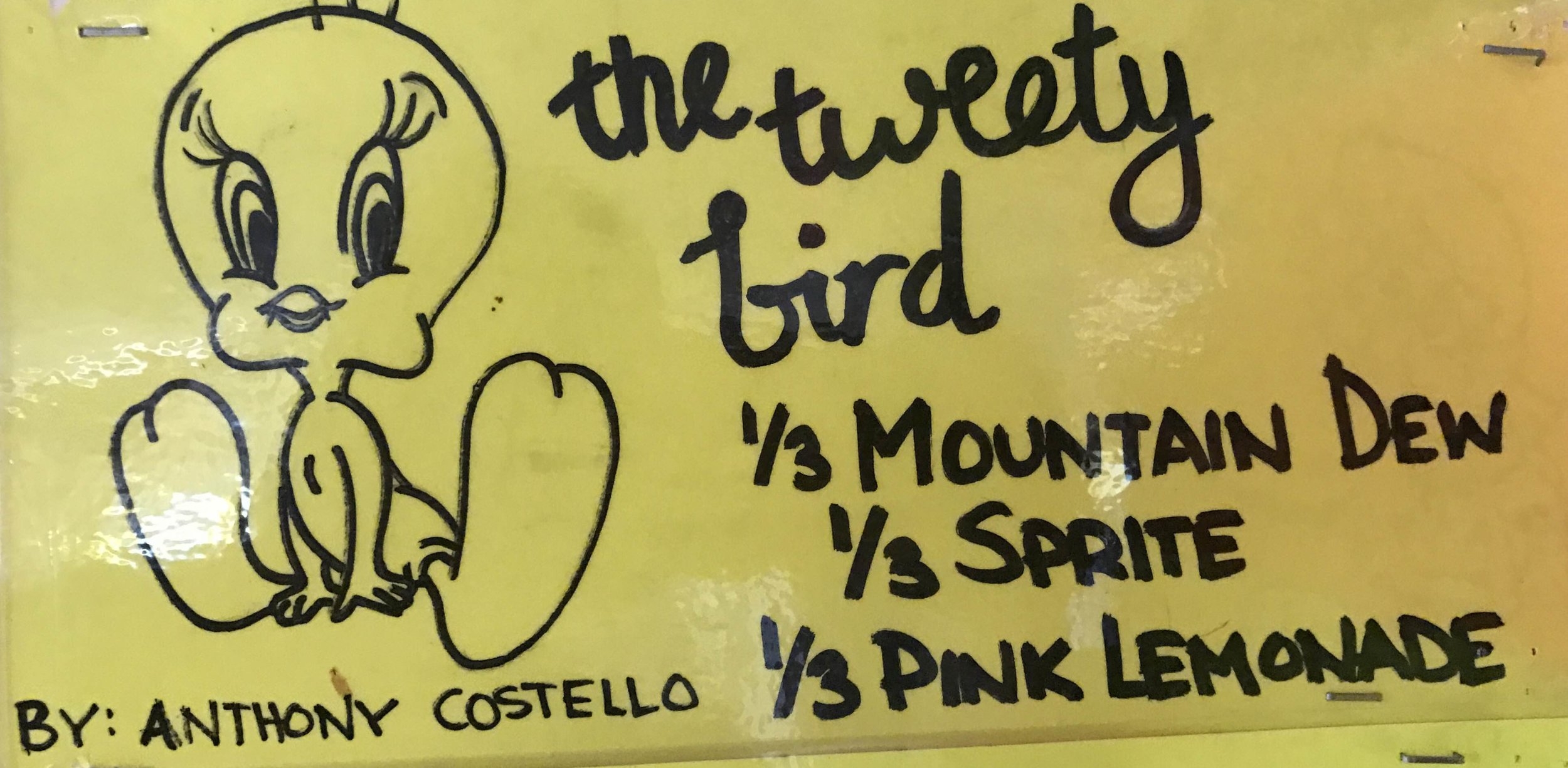 The Tweety Bird.JPG