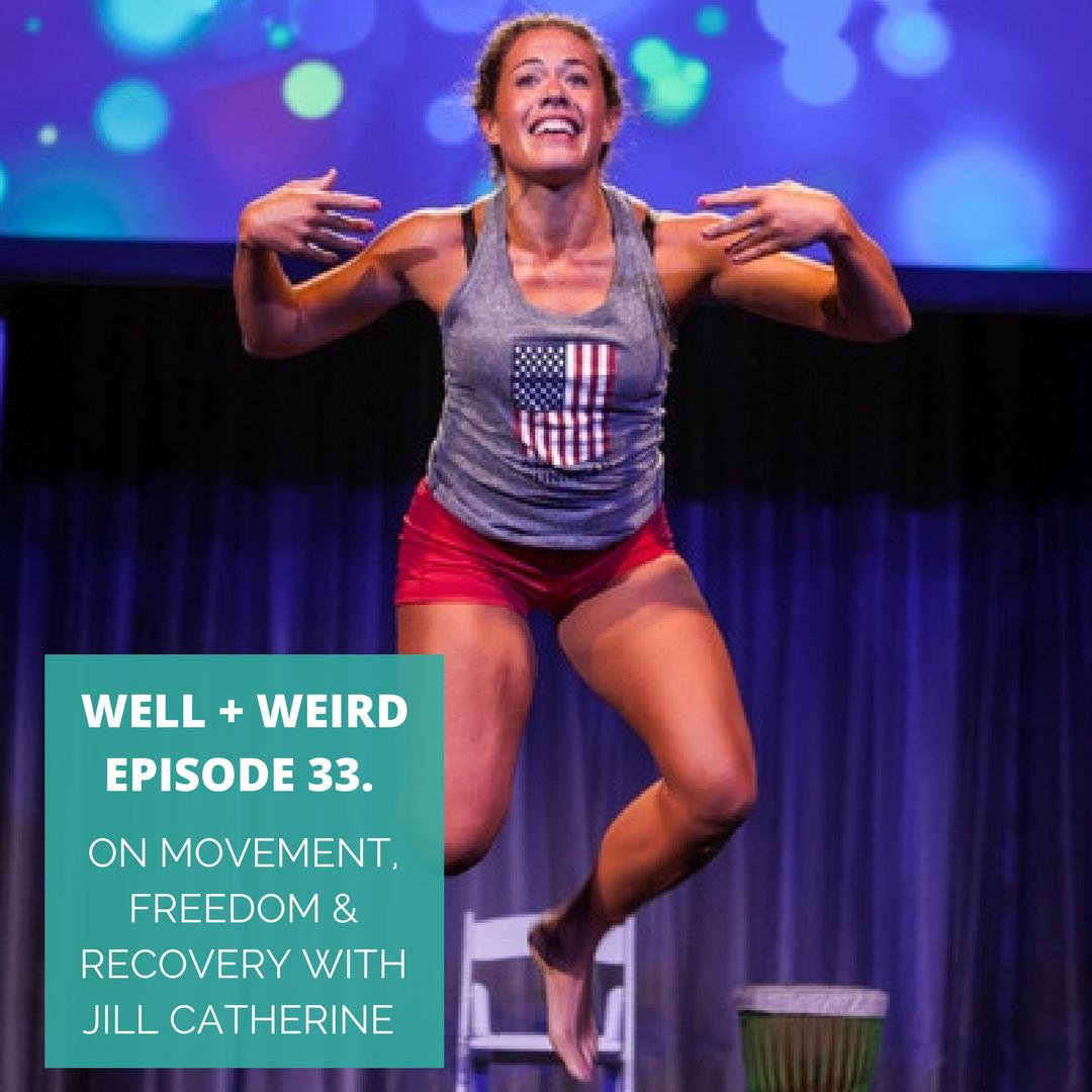 Jill Catherine Circles of Change Joyful Movement