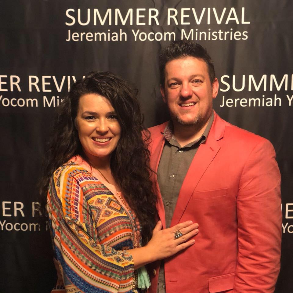Pastors Jeremiah & Laina Yocom