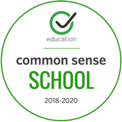 Mt. Baldy School has been honored by Common Sense Education, part of a national nonprofit organization dedicated to improving the lives of kids and families by providing the trustworthy information, education, and independent voice they need to thrive in a world of media and technology.