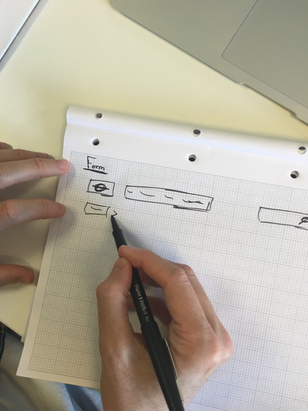 Paper prototyping the product 1.png