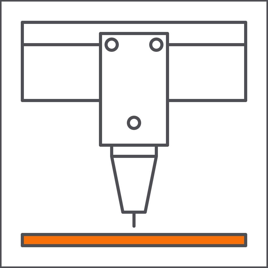 "Laser Cutting 18""x32"" 60 Watt    Universal VLS 6.60"