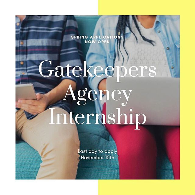 Spring applications are officially open! We are looking for local college students. Positions available are Staffing Assistant and Online Content Intern. Our interns get hands on experience in the staffing industry. These skills can be used across all industries. To apply visit @gkagencystudents!  #clarkatlantauniversity #kennessawstateuniversity #morehousecollege #spelmancollege #georgiastateuniversity #internship #Spring #gatekeepersatlanta