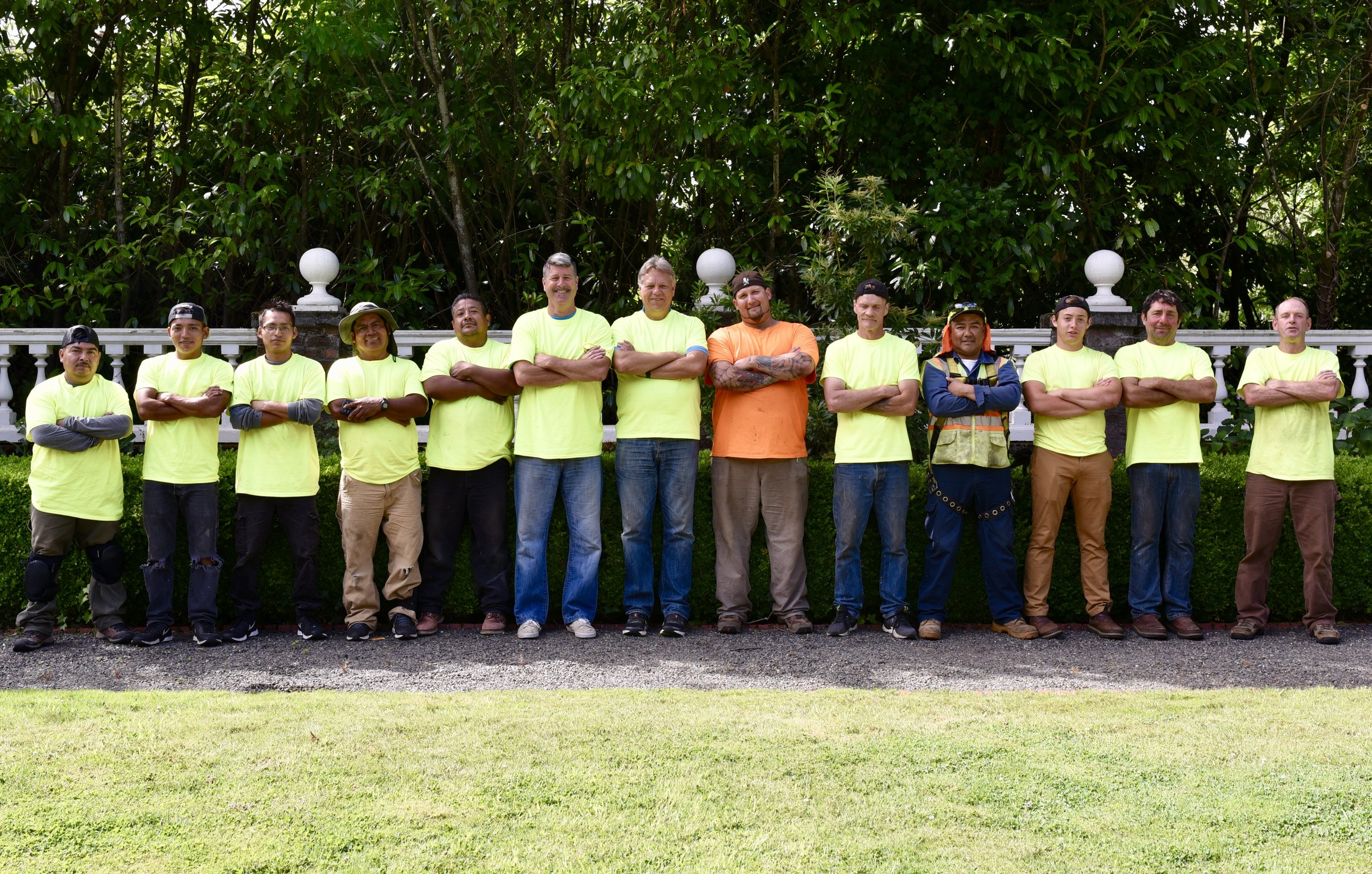 City Construction Crew