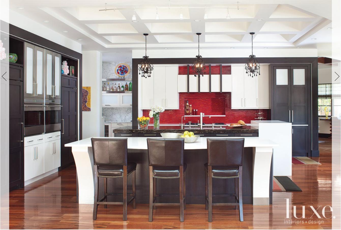 Luxe. Interiors + Design Magazine  2014 GOLD LIST
