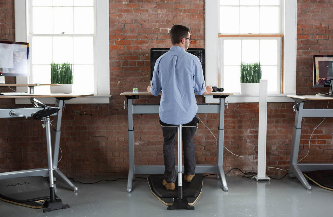 Furniture That Moves With You   Focal Upright