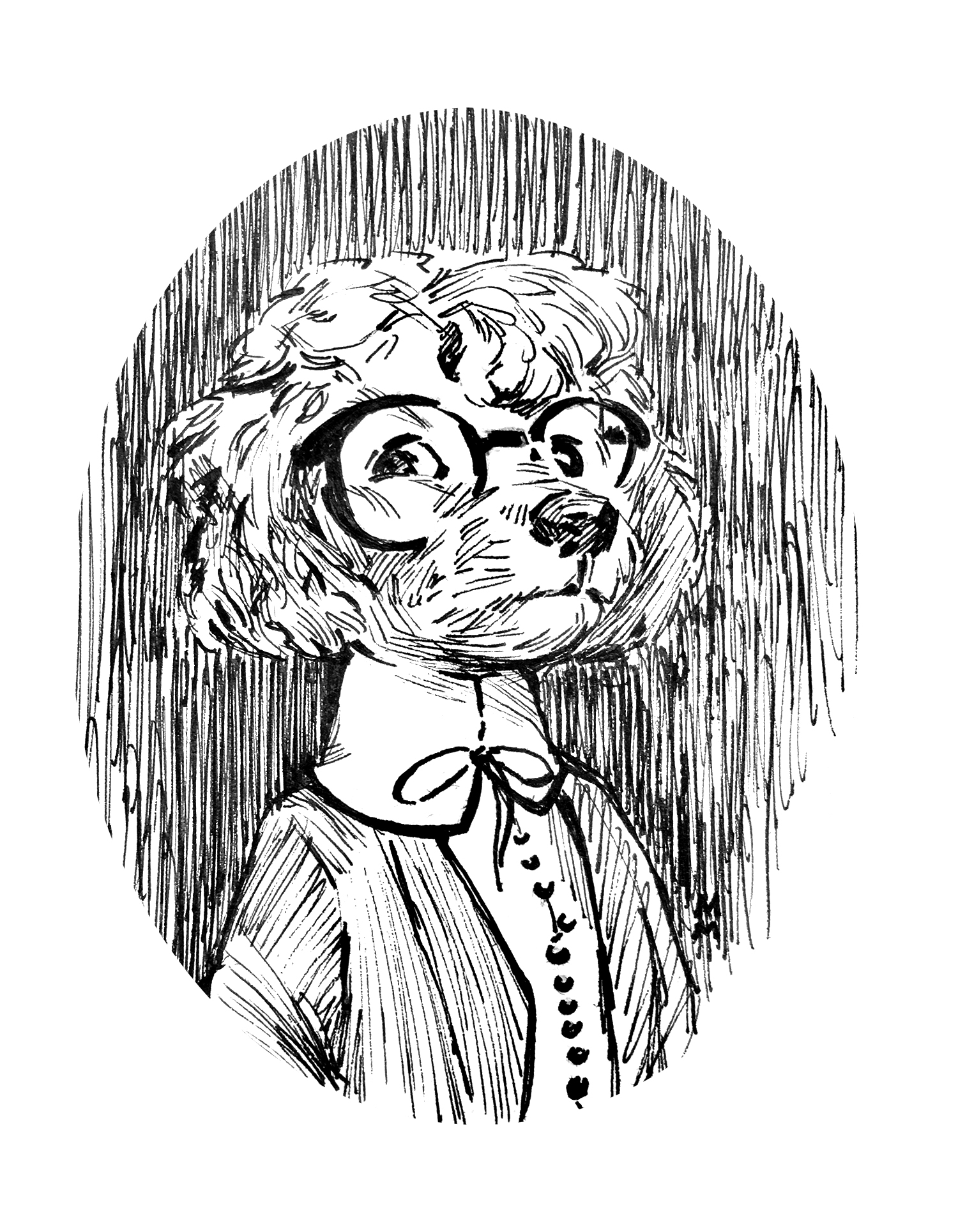 Snooty Poodle, Personal Piece