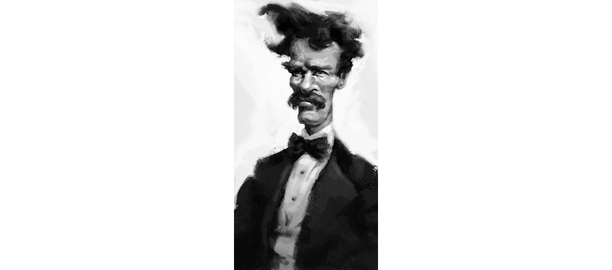 Mark Twain, for BYU Independent Study