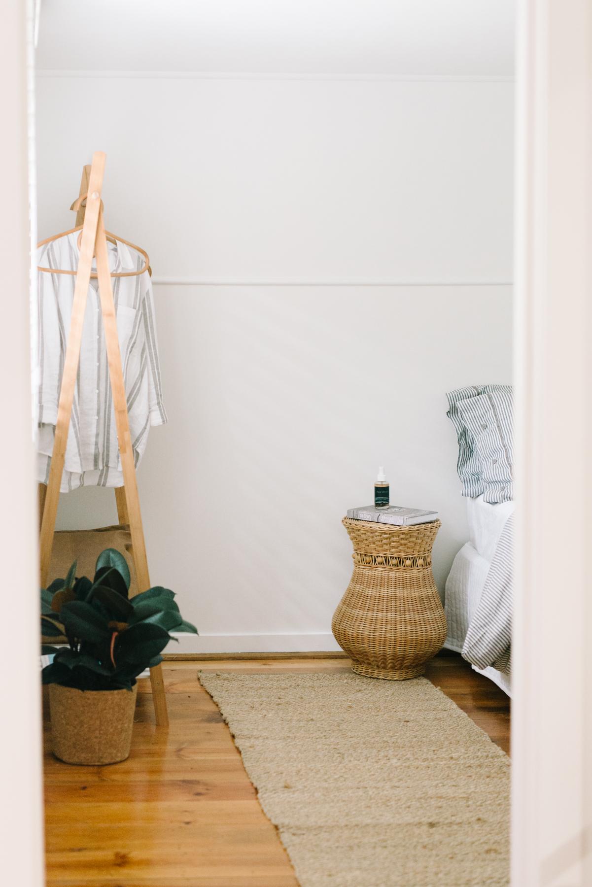The Retreat Bedroom Vignette