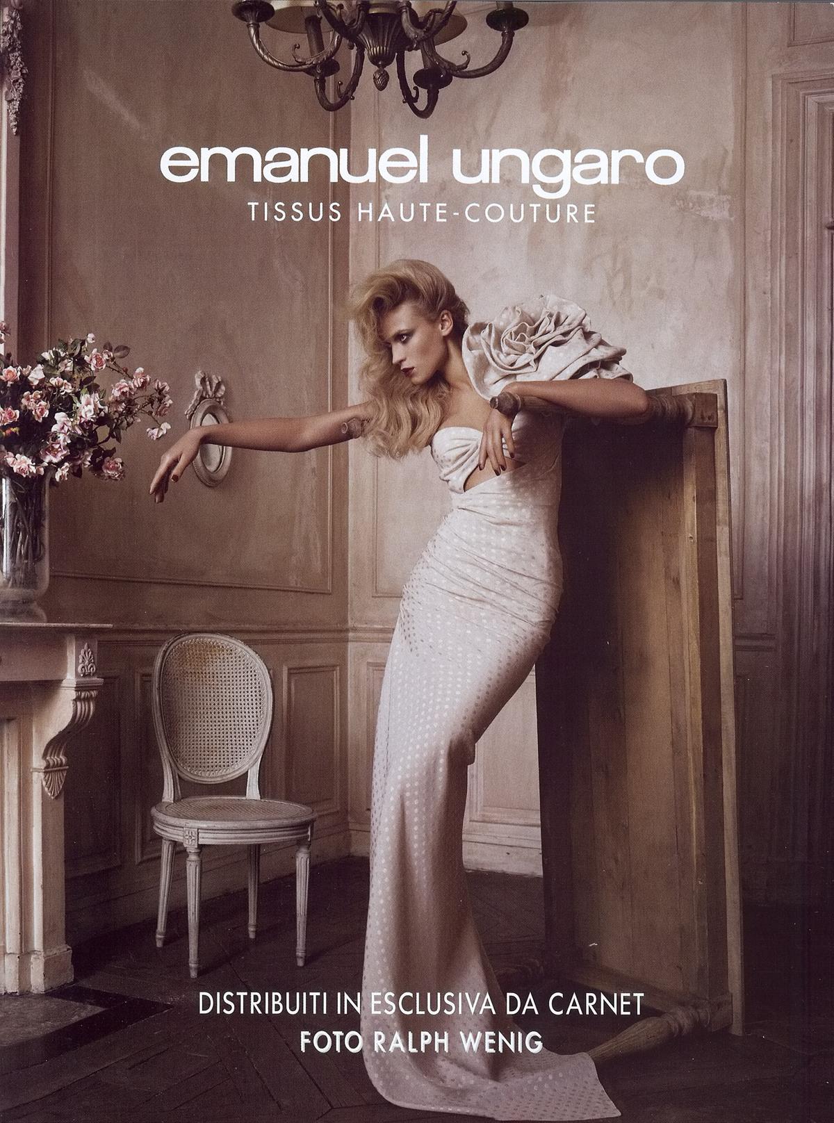 Annna Tokarska Emanuel Ungaro Haute Couture Anna Tokarska Emanuel Ungaro Haute Couture.jpg