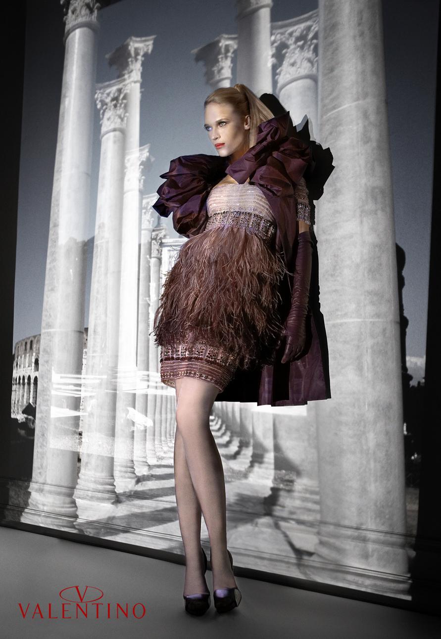 Anna Tokarska Valentino Haute Couture Anna Tokarska Valentino Haute Couture II.jpg