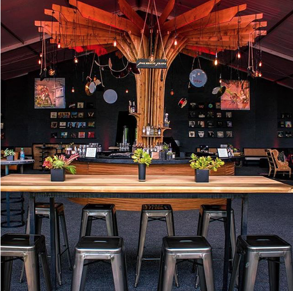 BottleRock 2017 Platinum Lounge Design   PHOTOS COMING SOON