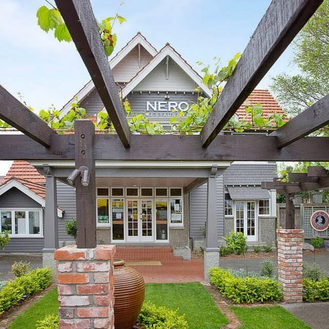 NERO RESTAURANT - Palmerston North