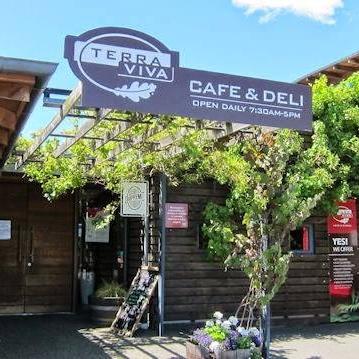 TERRA VIVA CAFE - Christchurch