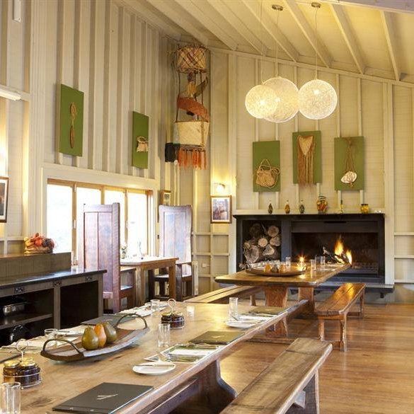 harakeke restaurant, awaroa lodge - Abel Tasman NP