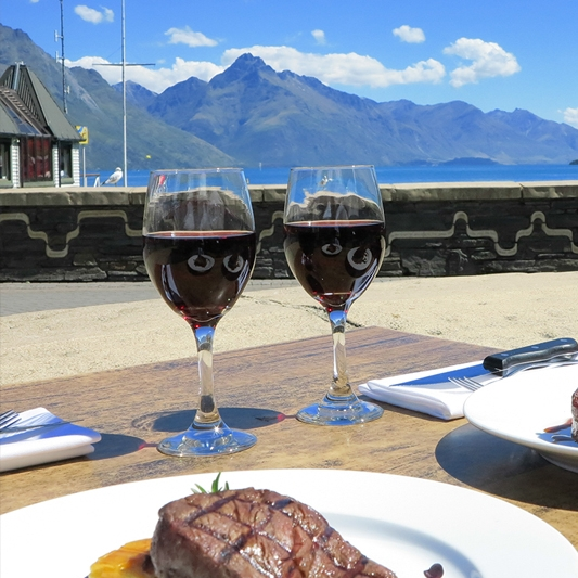 prime lakefront restaurant & bar - Queenstown