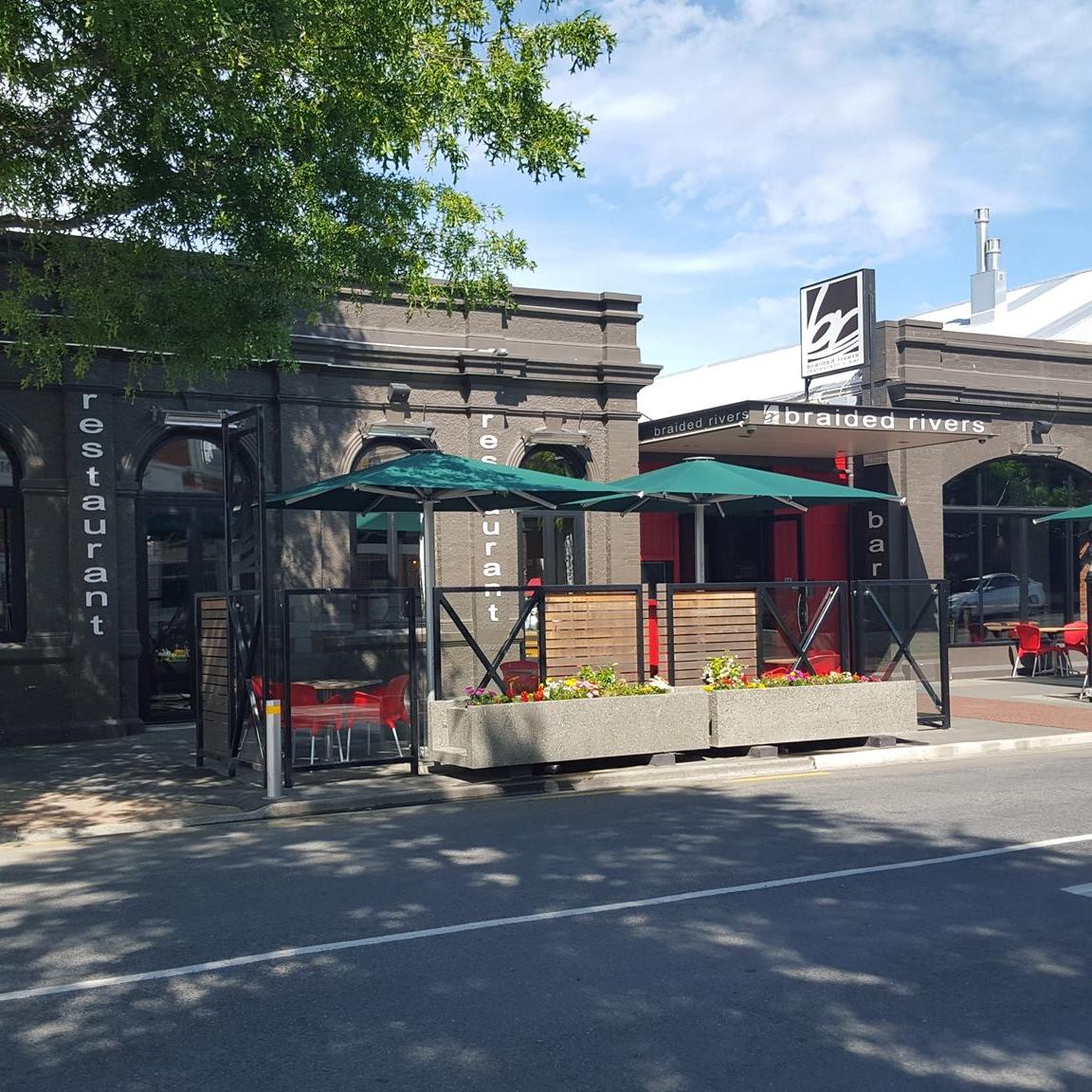 braided rivers restaurant & bar - Ashburton