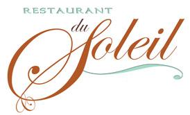 Restaurant du Soleil logo