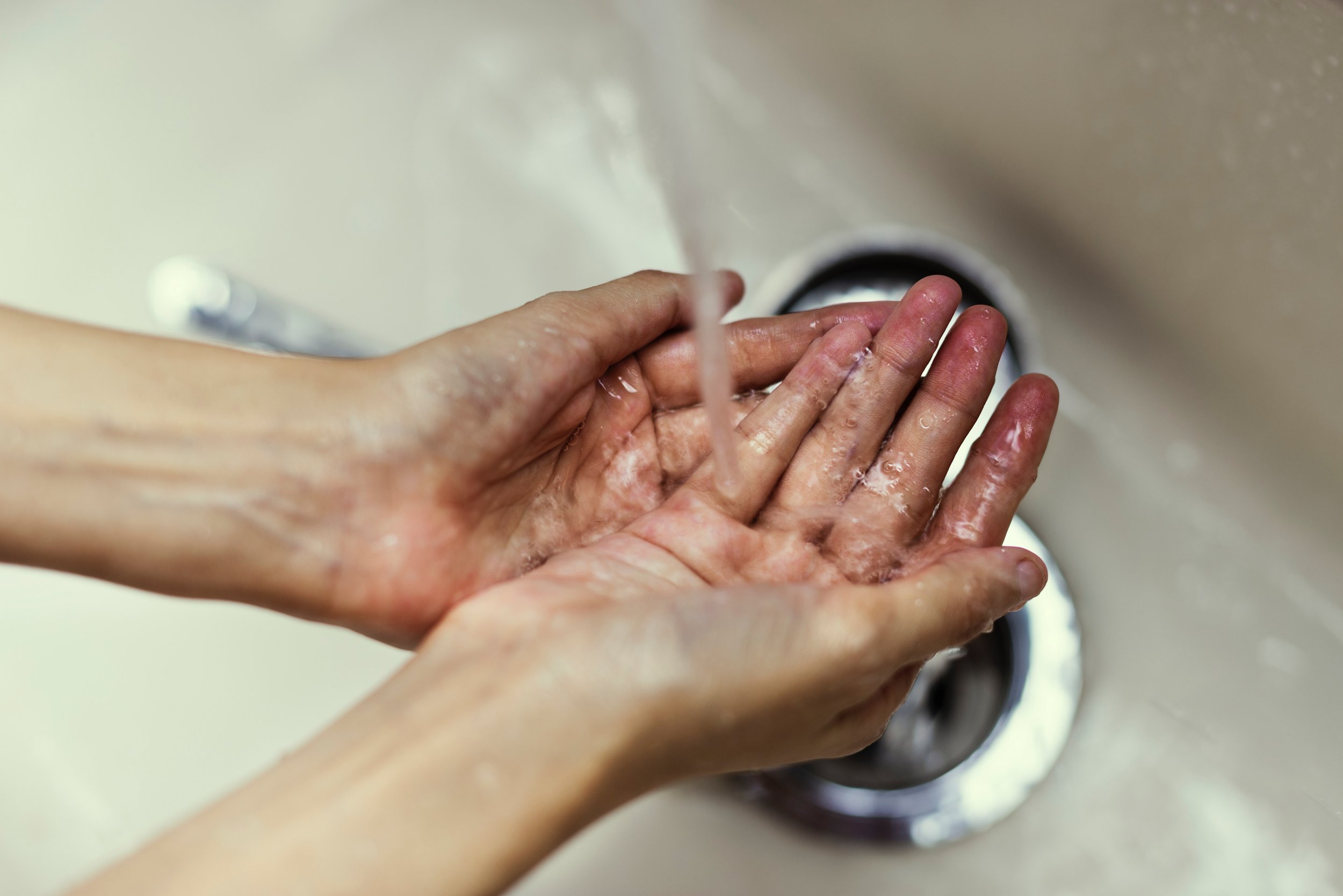 Is it better to use a stand in cleanser while travelling?