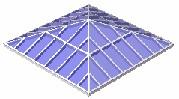 Pyramid Skylights