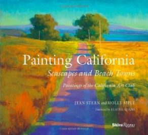 Painting Califorina: Seascapes and Beach Towns: Paintings of the California Art Club, By Jean Stern (featuring the work of Rick Humphrey)  $55 purchased through  Amazon.com