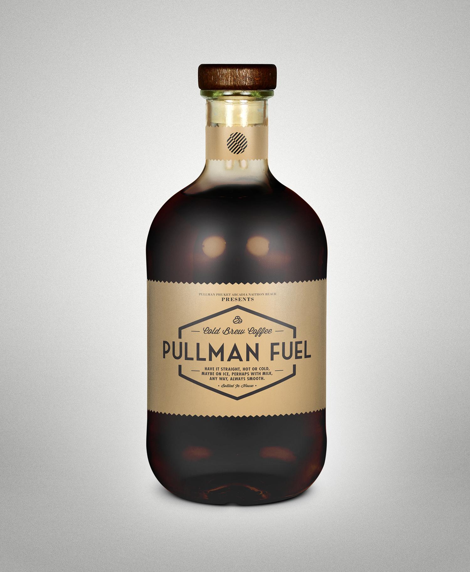 bespoke product design - PULLMAN RESORTS COLD BREW COFFEE