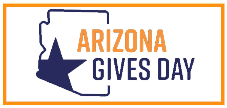 Arizona Gives Day is a statewide, 24-hour, online giving campaign that takes place in April each year. (April 2nd, 2019) - Remember, you can give to the Friends through Arizona Gives Day any day of the year!