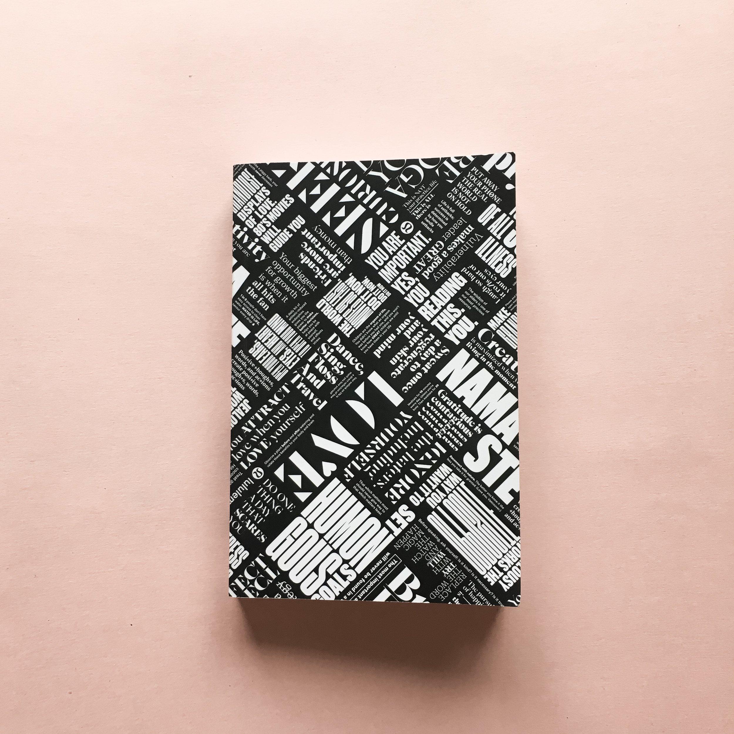 Journal Pink Background