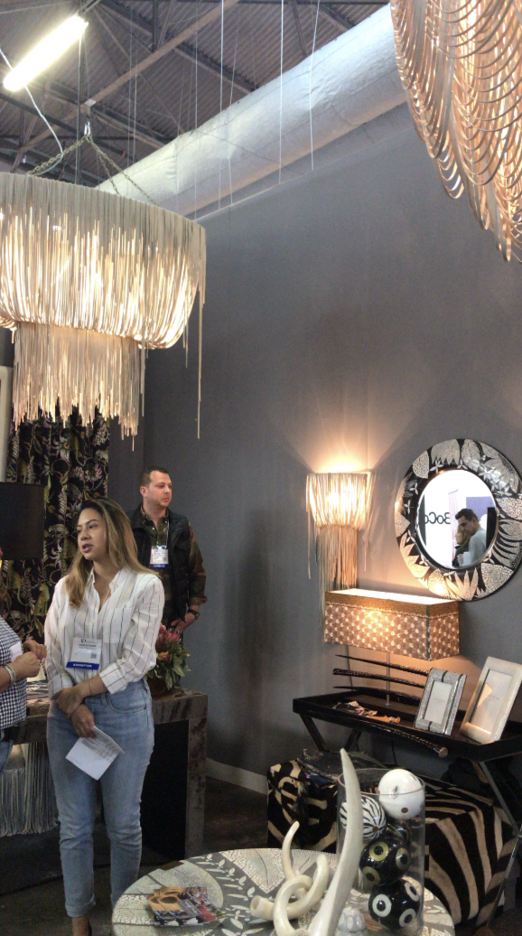 Lighting we LOVED at the Architectural Digest Design Show 2019!