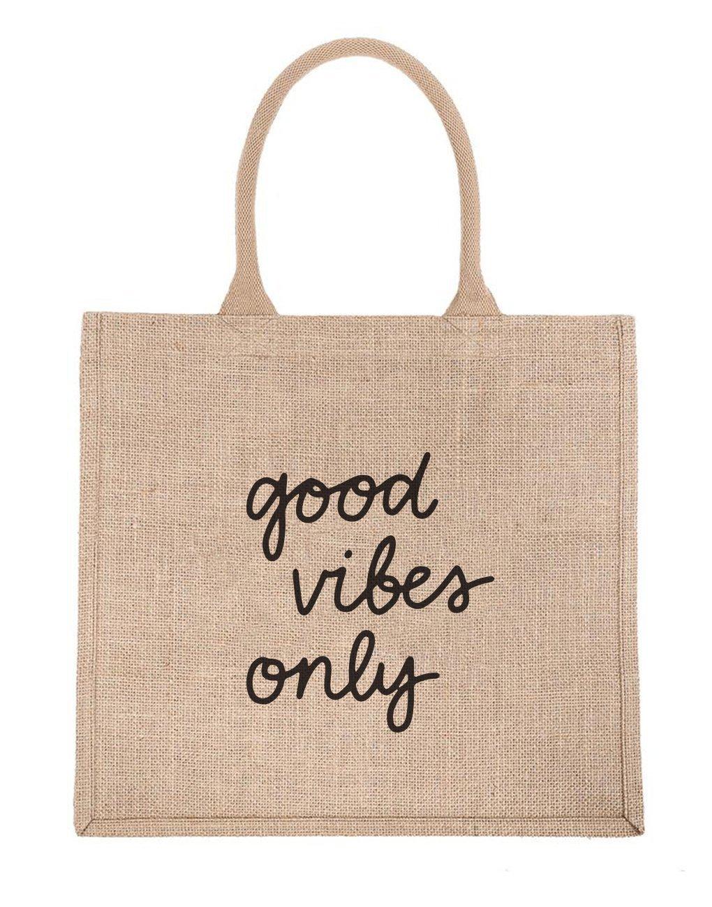 Good-Vibes-Only-Large-Reusable-Shopping-Bag-Black---The-Little-Market.jpg