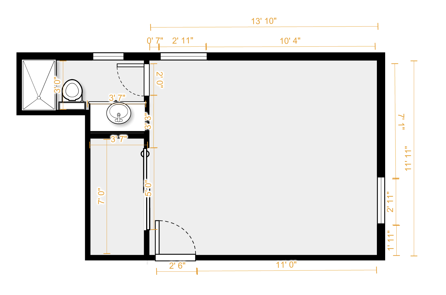 FLOOR PLAN CREATED IN ICOVIA