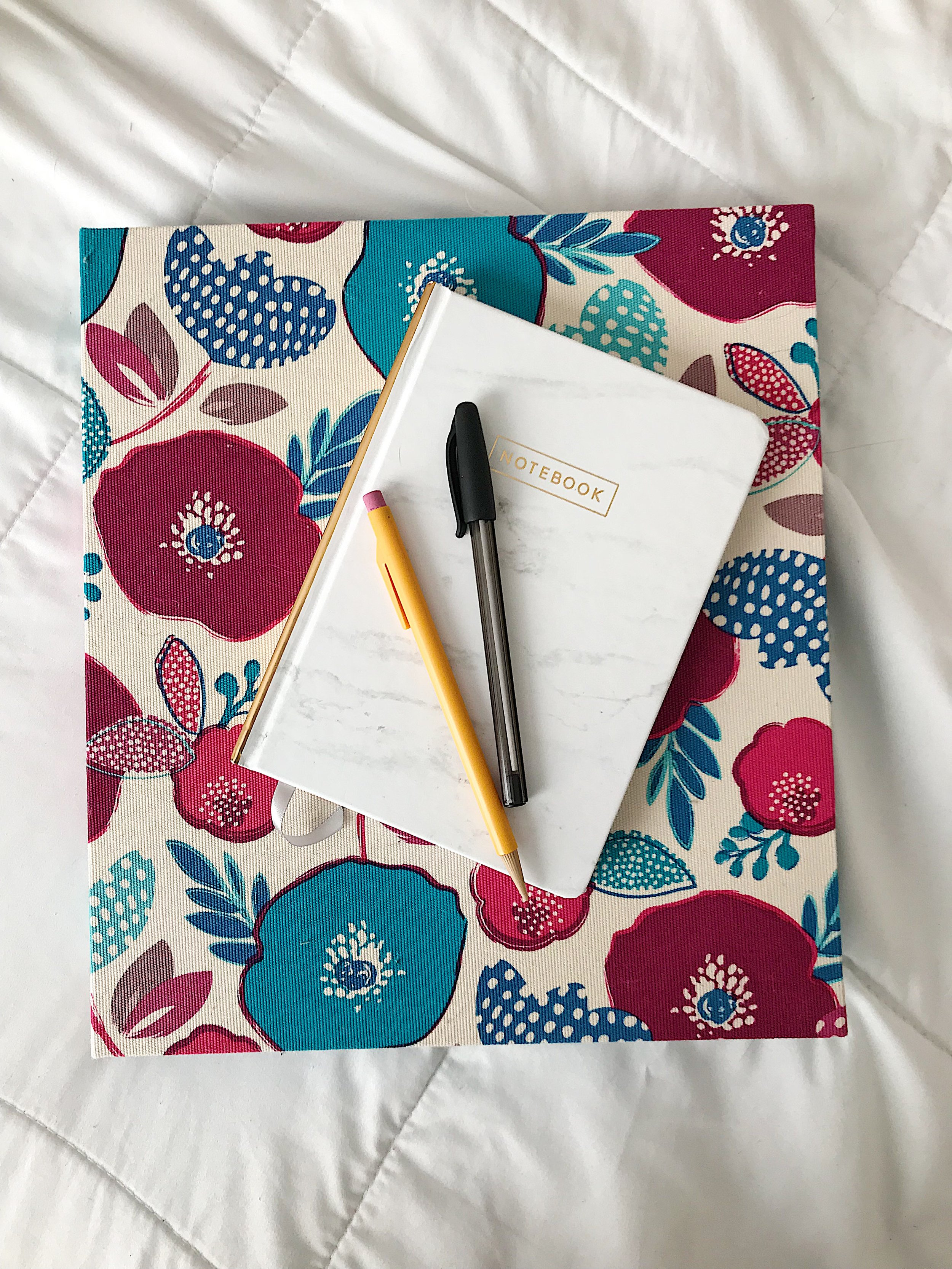 Binder and Notebook